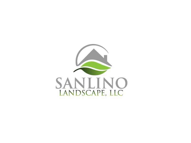 Logo Design by Private User - Entry No. 33 in the Logo Design Contest New Logo Design for Sanlino Landscape, LLC.