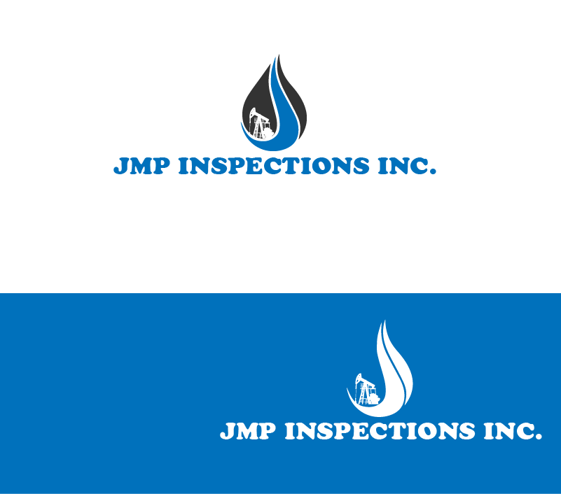 Logo Design by Private User - Entry No. 6 in the Logo Design Contest Inspiring Logo Design for JMP Inspections Inc..