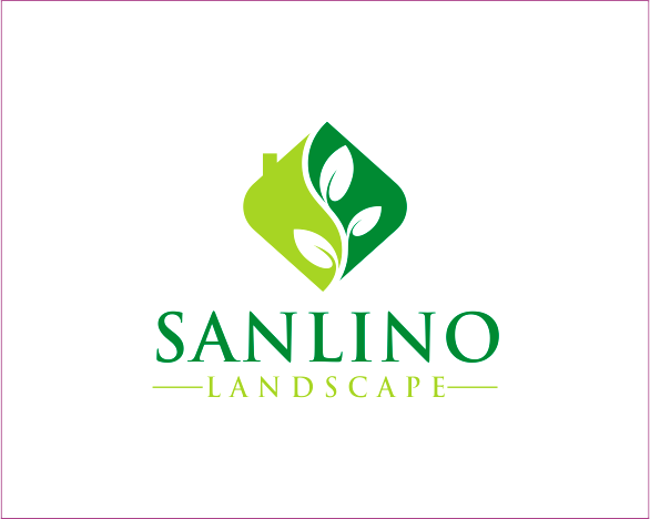 Logo Design by Armada Jamaluddin - Entry No. 40 in the Logo Design Contest New Logo Design for Sanlino Landscape, LLC.