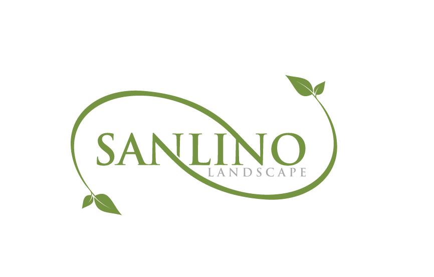 Logo Design by RasYa Muhammad Athaya - Entry No. 52 in the Logo Design Contest New Logo Design for Sanlino Landscape, LLC.