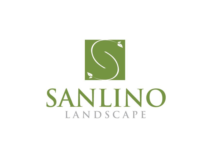 Logo Design by RasYa Muhammad Athaya - Entry No. 54 in the Logo Design Contest New Logo Design for Sanlino Landscape, LLC.