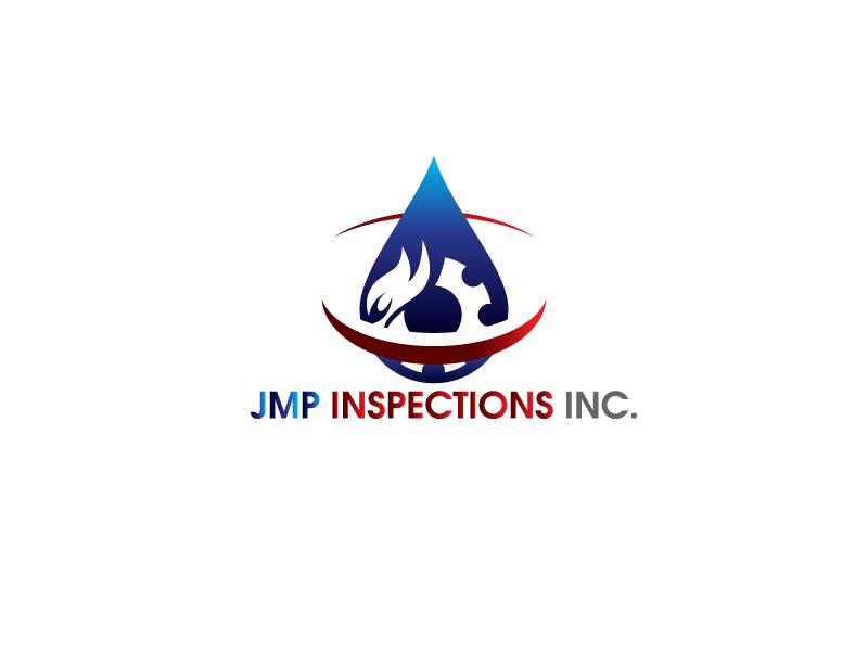 Logo Design by Private User - Entry No. 13 in the Logo Design Contest Inspiring Logo Design for JMP Inspections Inc..