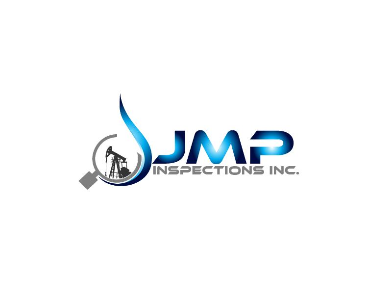 Logo Design by Private User - Entry No. 16 in the Logo Design Contest Inspiring Logo Design for JMP Inspections Inc..