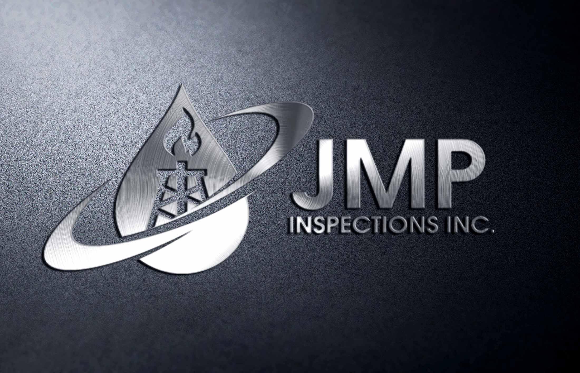 Logo Design by Private User - Entry No. 28 in the Logo Design Contest Inspiring Logo Design for JMP Inspections Inc..