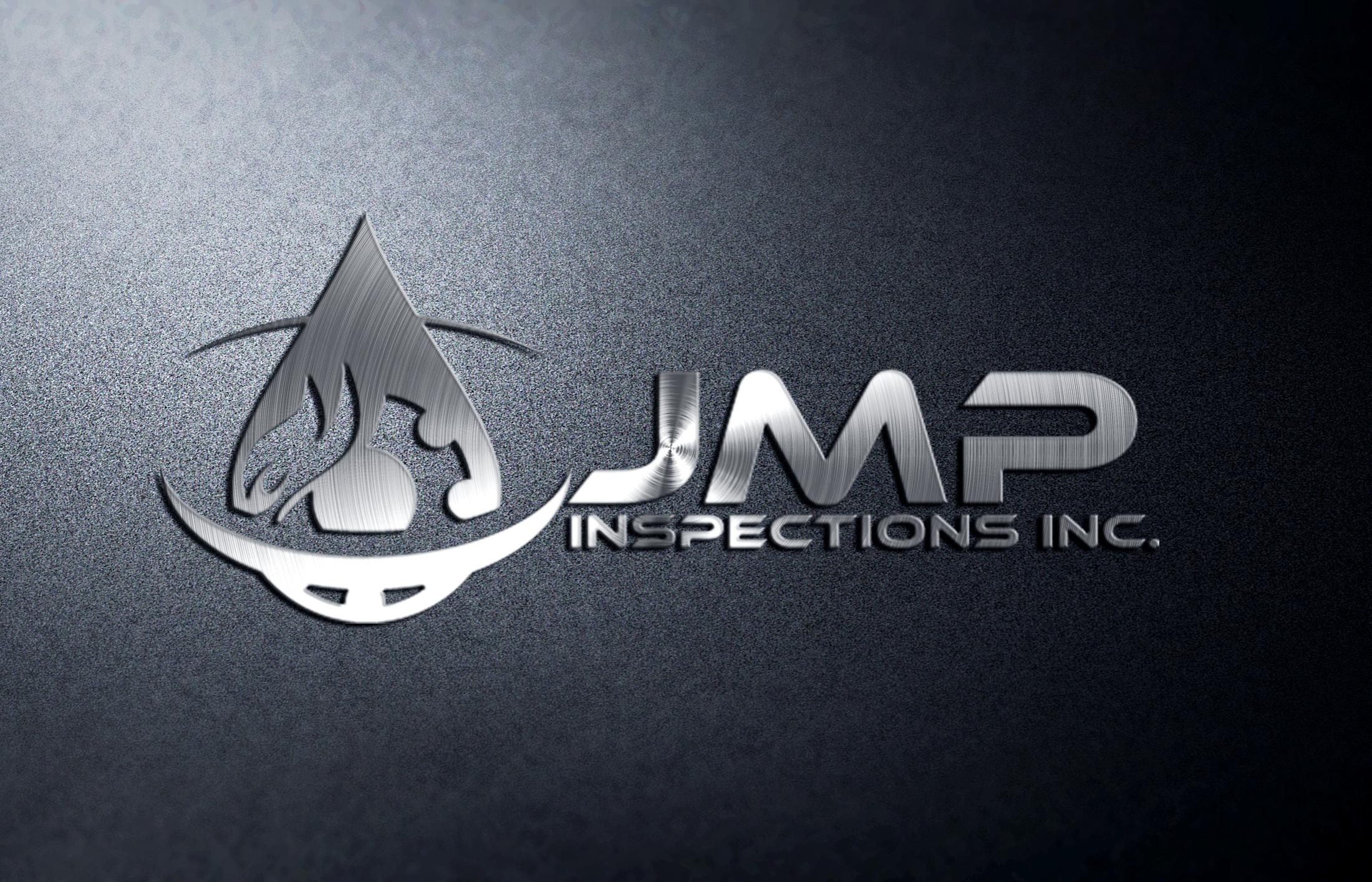 Logo Design by Private User - Entry No. 39 in the Logo Design Contest Inspiring Logo Design for JMP Inspections Inc..