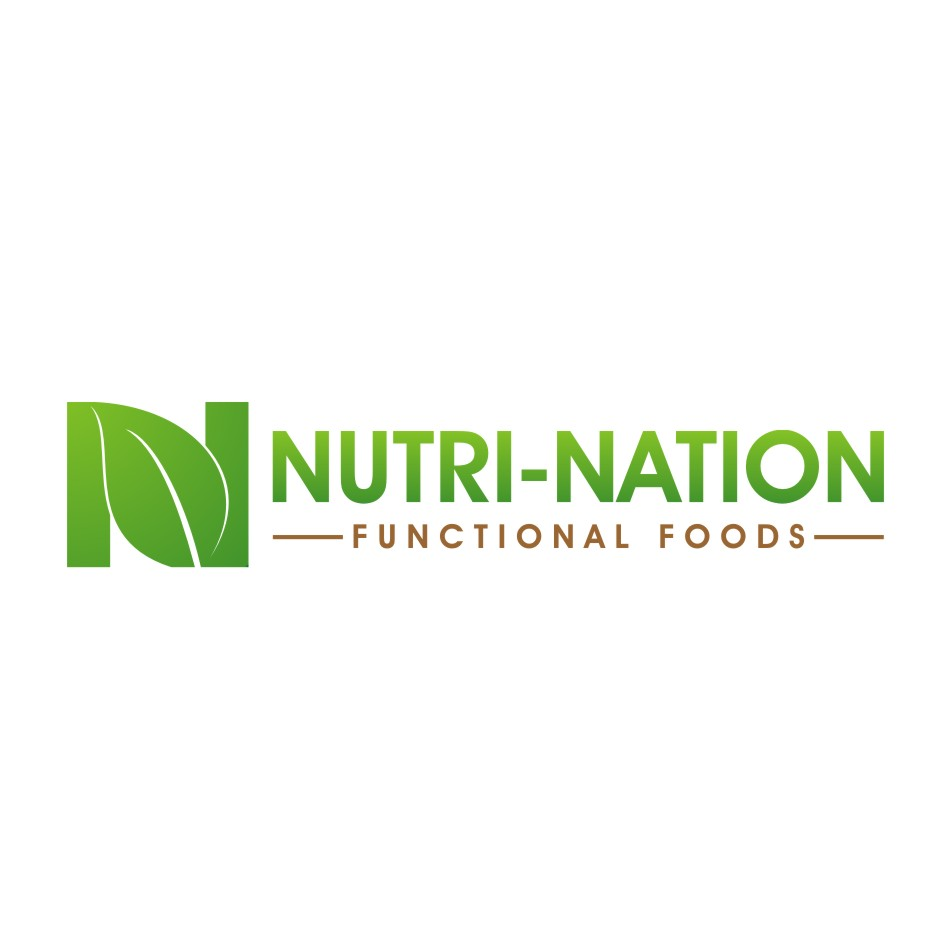 Logo Design by rakaz - Entry No. 133 in the Logo Design Contest Nutri-Nation Functional Foods Logo.