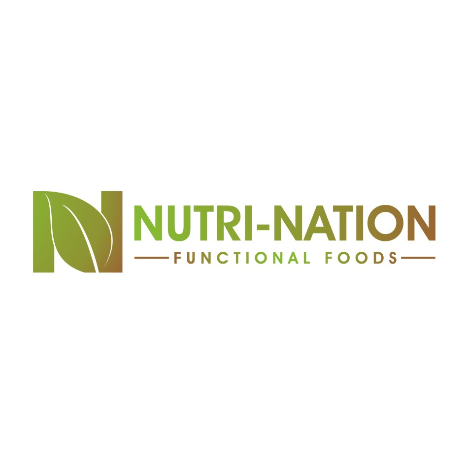 Logo Design by rakaz - Entry No. 134 in the Logo Design Contest Nutri-Nation Functional Foods Logo.