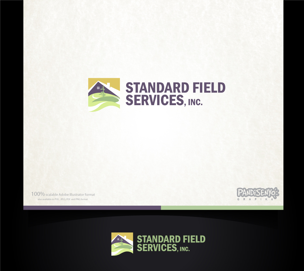 Logo Design by pandisenyo - Entry No. 56 in the Logo Design Contest Inspiring Logo Design for Standard Field Services, Inc..