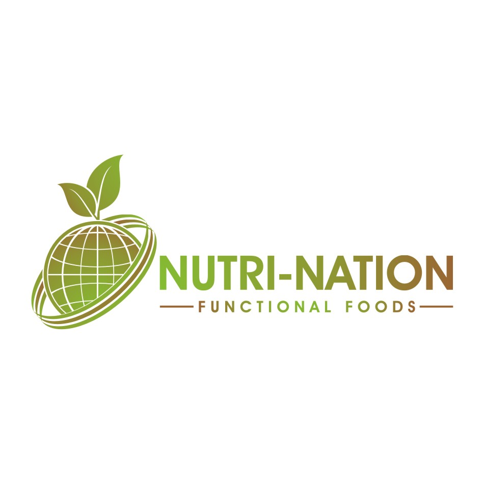 Logo Design by rakaz - Entry No. 135 in the Logo Design Contest Nutri-Nation Functional Foods Logo.