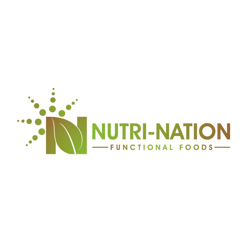 Logo Design by rakaz - Entry No. 136 in the Logo Design Contest Nutri-Nation Functional Foods Logo.