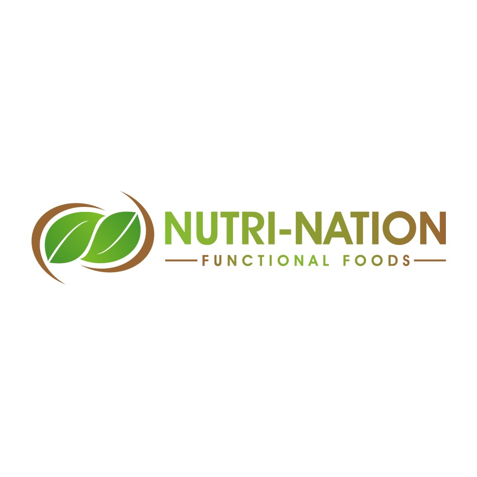 Logo Design by rakaz - Entry No. 137 in the Logo Design Contest Nutri-Nation Functional Foods Logo.