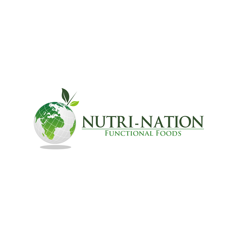 Logo Design by LukeConcept - Entry No. 138 in the Logo Design Contest Nutri-Nation Functional Foods Logo.