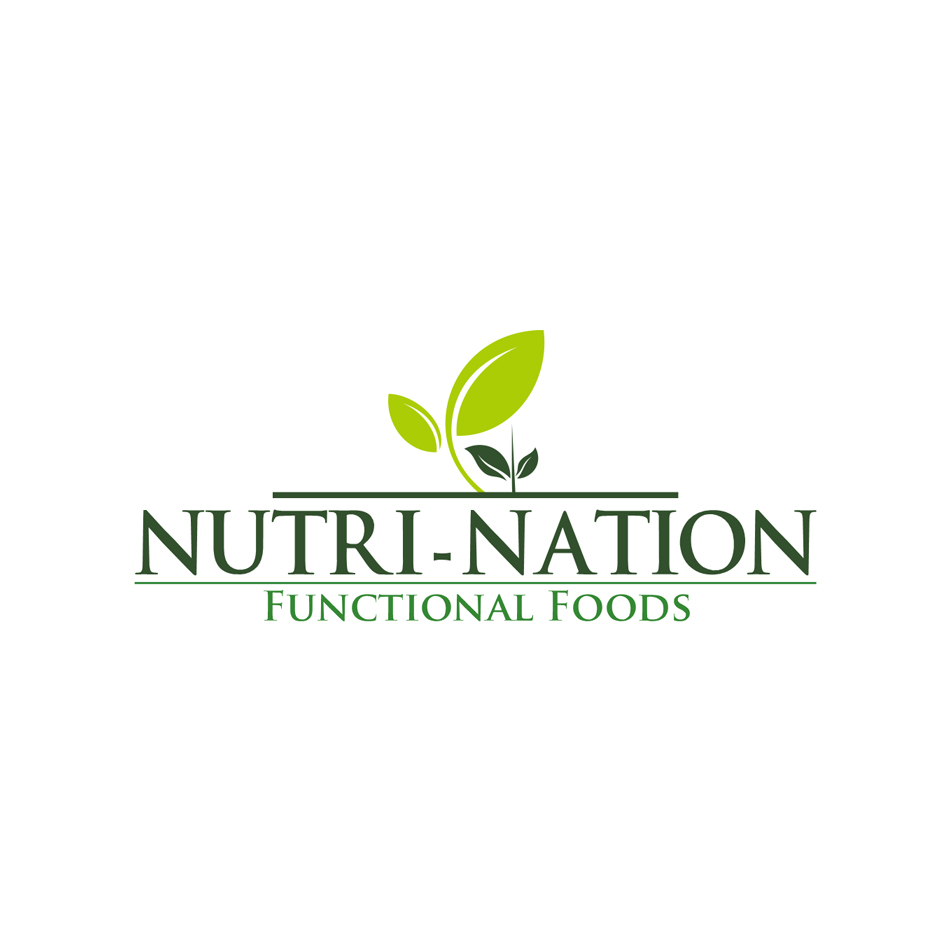 Logo Design by LukeConcept - Entry No. 139 in the Logo Design Contest Nutri-Nation Functional Foods Logo.