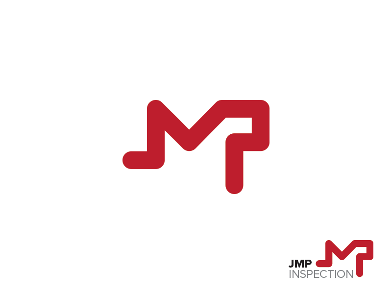 Logo Design by Joseph Augustine - Entry No. 70 in the Logo Design Contest Inspiring Logo Design for JMP Inspections Inc..
