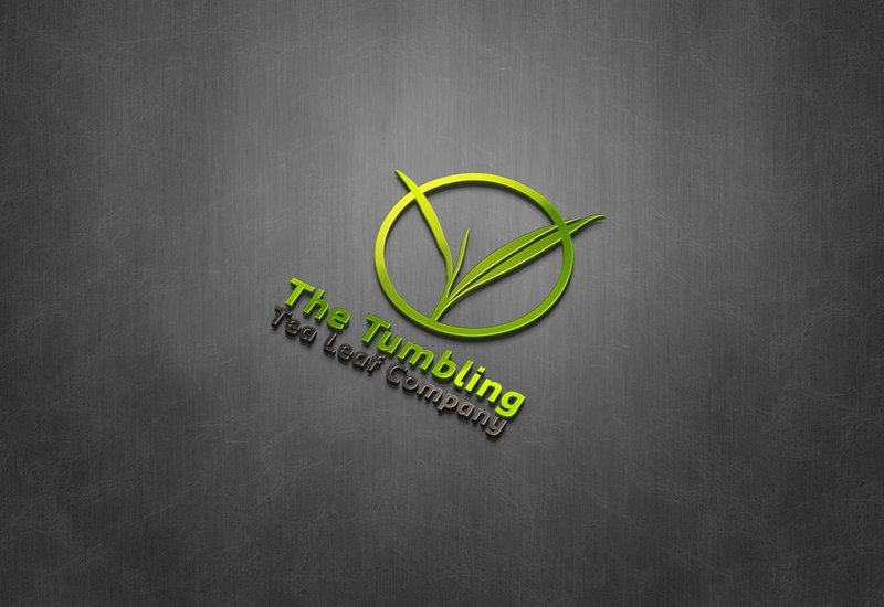 Logo Design by Private User - Entry No. 16 in the Logo Design Contest Creative Logo Design for The Tumbling Tea Leaf Company.