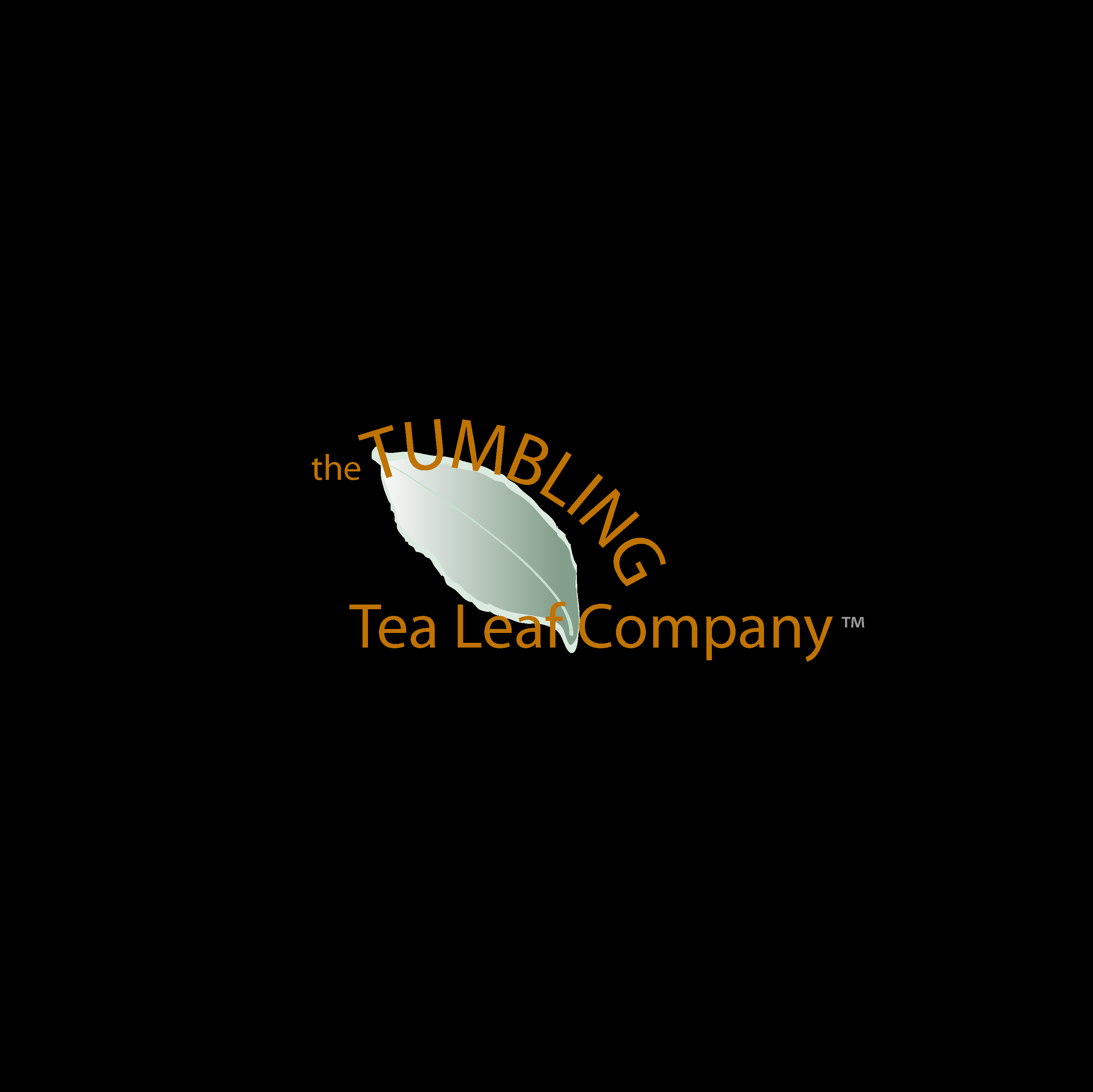 Logo Design by Nancy Grant - Entry No. 19 in the Logo Design Contest Creative Logo Design for The Tumbling Tea Leaf Company.