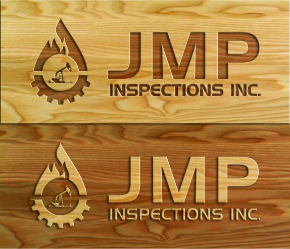 Logo Design by RasYa Muhammad Athaya - Entry No. 77 in the Logo Design Contest Inspiring Logo Design for JMP Inspections Inc..