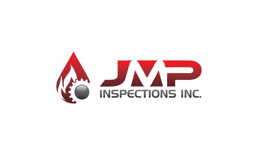 Logo Design by RasYa Muhammad Athaya - Entry No. 100 in the Logo Design Contest Inspiring Logo Design for JMP Inspections Inc..