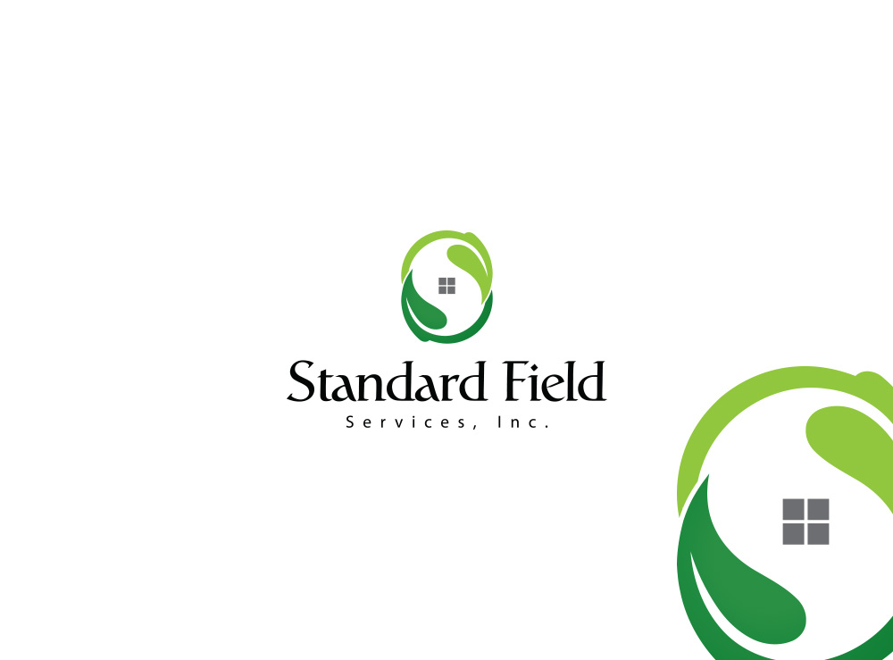 Logo Design by Asrullah Muin - Entry No. 61 in the Logo Design Contest Inspiring Logo Design for Standard Field Services, Inc..