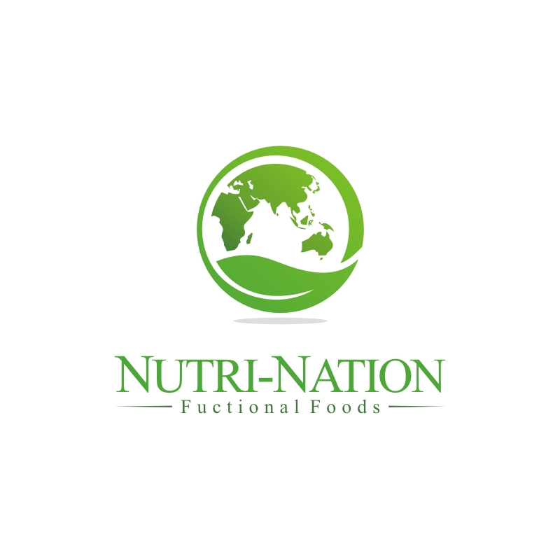 Logo Design by Private User - Entry No. 146 in the Logo Design Contest Nutri-Nation Functional Foods Logo.