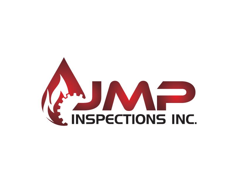 Logo Design by RasYa Muhammad Athaya - Entry No. 117 in the Logo Design Contest Inspiring Logo Design for JMP Inspections Inc..
