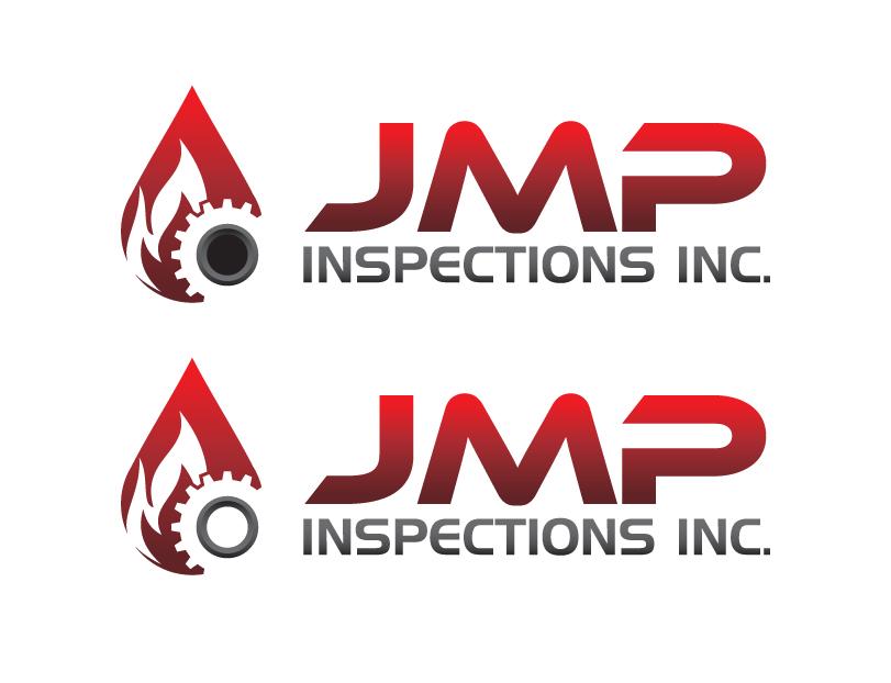 Logo Design by RasYa Muhammad Athaya - Entry No. 119 in the Logo Design Contest Inspiring Logo Design for JMP Inspections Inc..