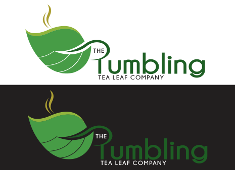 Logo Design by ImportanteDesign - Entry No. 29 in the Logo Design Contest Creative Logo Design for The Tumbling Tea Leaf Company.
