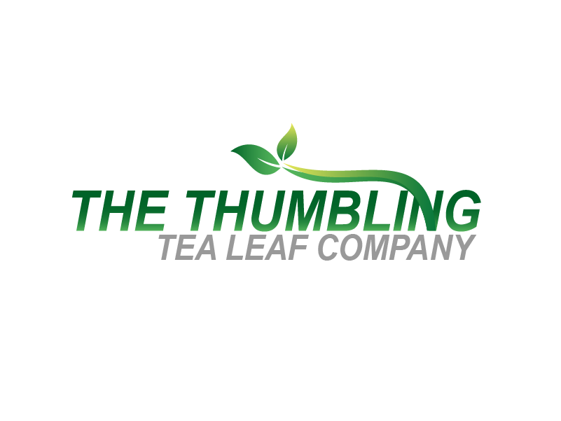Logo Design by Private User - Entry No. 34 in the Logo Design Contest Creative Logo Design for The Tumbling Tea Leaf Company.