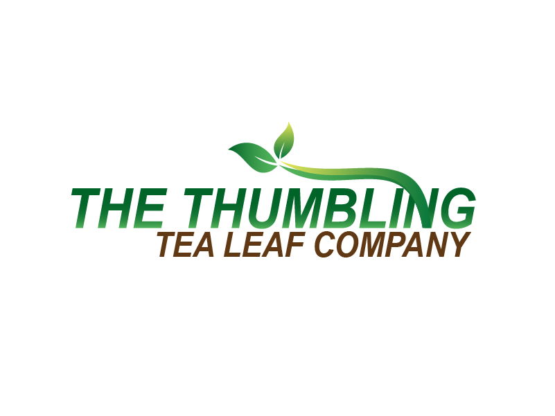 Logo Design by Private User - Entry No. 35 in the Logo Design Contest Creative Logo Design for The Tumbling Tea Leaf Company.