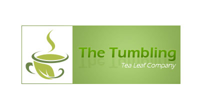 Logo Design by Vineet Dhara - Entry No. 41 in the Logo Design Contest Creative Logo Design for The Tumbling Tea Leaf Company.
