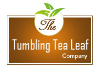 Logo Design by Vineet Dhara - Entry No. 45 in the Logo Design Contest Creative Logo Design for The Tumbling Tea Leaf Company.