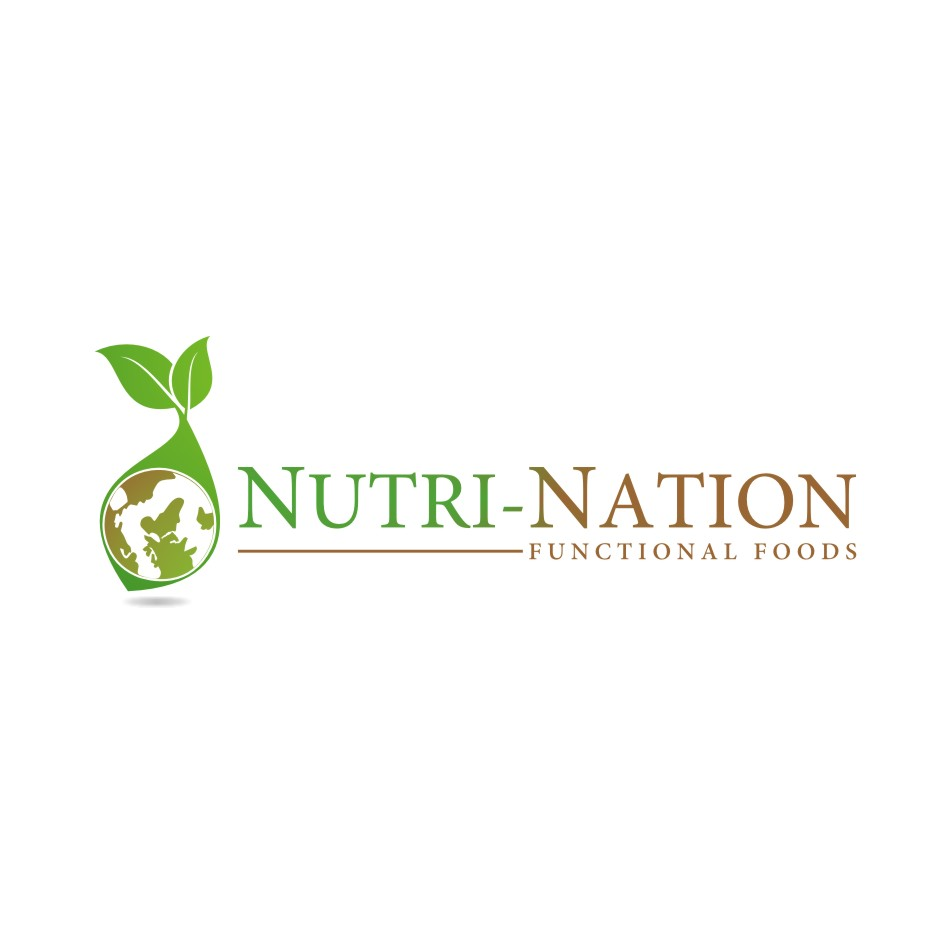 Logo Design by rakaz - Entry No. 149 in the Logo Design Contest Nutri-Nation Functional Foods Logo.