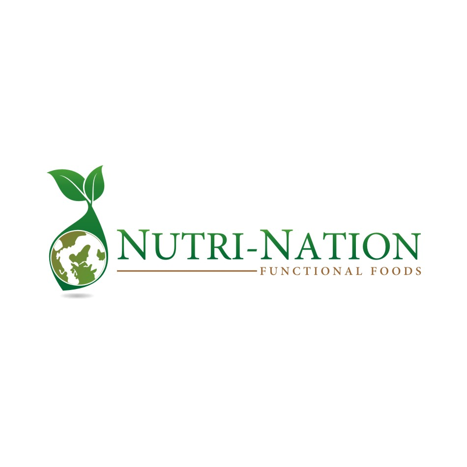 Logo Design by rakaz - Entry No. 150 in the Logo Design Contest Nutri-Nation Functional Foods Logo.