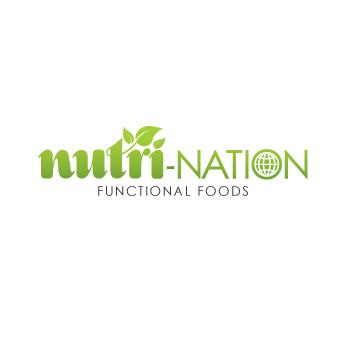 Logo Design by Desine_Guy - Entry No. 160 in the Logo Design Contest Nutri-Nation Functional Foods Logo.