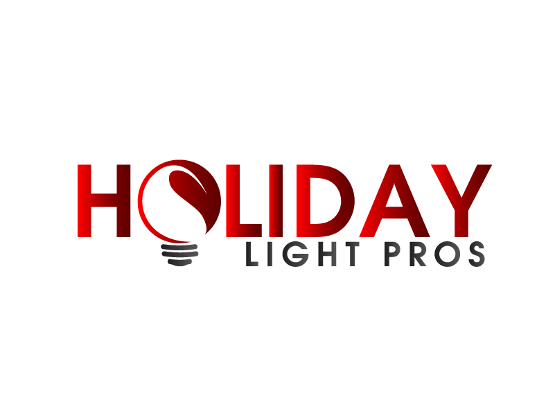 Logo Design by brands_in - Entry No. 8 in the Logo Design Contest Imaginative Logo Design for Holiday Light Pros.