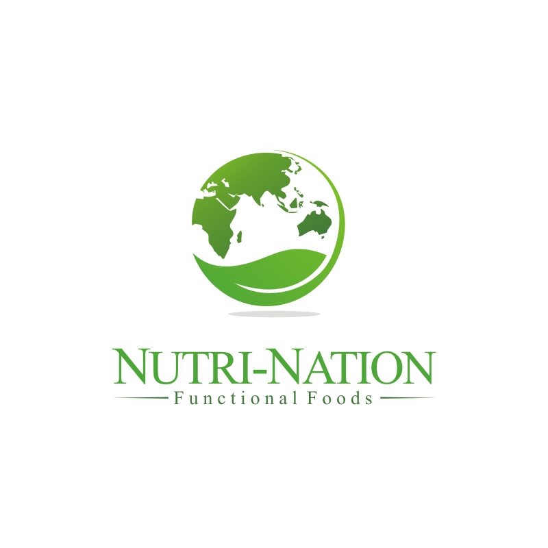 Logo Design by Private User - Entry No. 166 in the Logo Design Contest Nutri-Nation Functional Foods Logo.