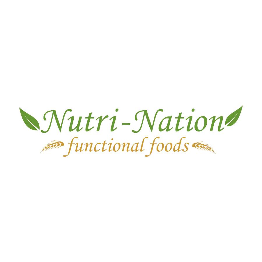 Logo Design by Rudy - Entry No. 167 in the Logo Design Contest Nutri-Nation Functional Foods Logo.