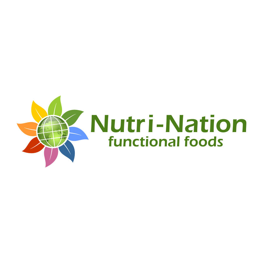 Logo Design by Rudy - Entry No. 172 in the Logo Design Contest Nutri-Nation Functional Foods Logo.