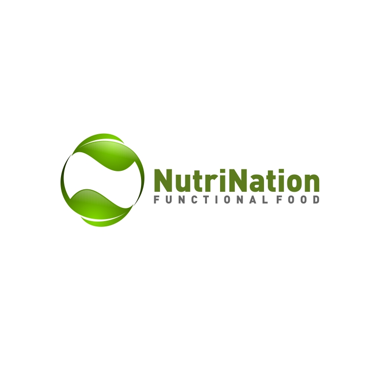 Logo Design by Zharifa - Entry No. 174 in the Logo Design Contest Nutri-Nation Functional Foods Logo.