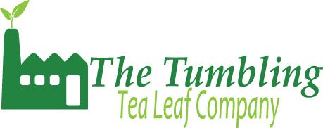 Logo Design by Tehzeeb Ahmed - Entry No. 96 in the Logo Design Contest Creative Logo Design for The Tumbling Tea Leaf Company.
