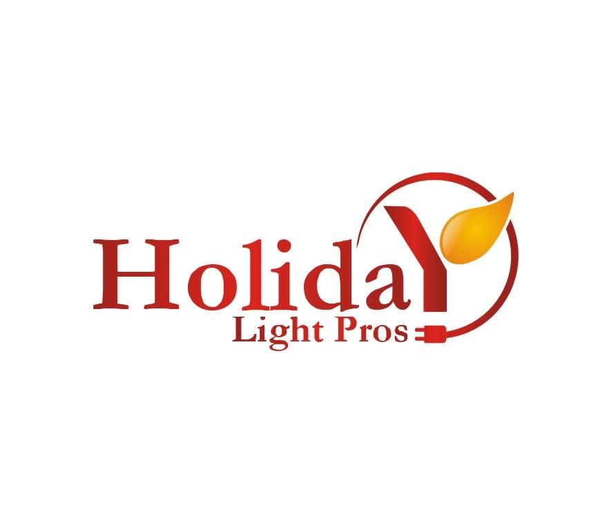 Logo Design by Abdullah Farhan - Entry No. 51 in the Logo Design Contest Imaginative Logo Design for Holiday Light Pros.