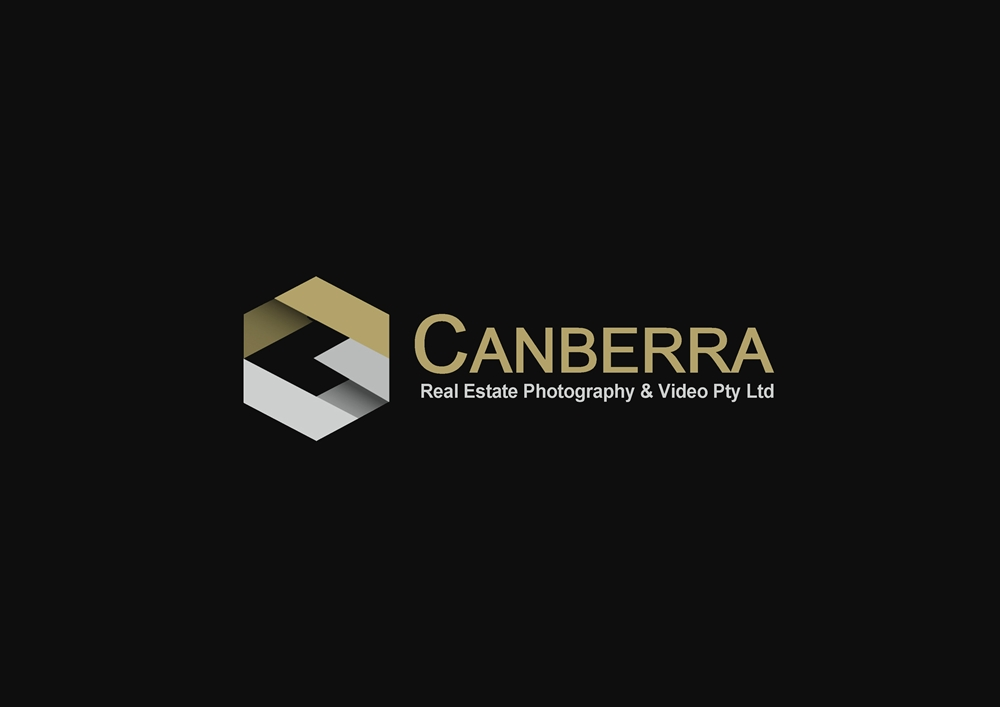 Logo Design by Fita Tiara Sani - Entry No. 17 in the Logo Design Contest Creative Logo Design for Canberra Real Estate Photography & Video Pty Ltd.
