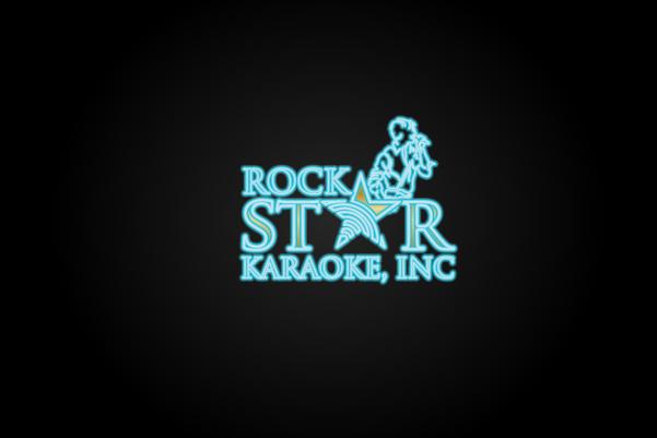 Logo Design by Private User - Entry No. 29 in the Logo Design Contest Fun Logo Design for Rockstar Karaoke, Inc..