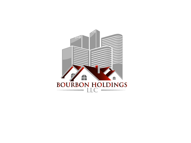 Logo Design by Private User - Entry No. 8 in the Logo Design Contest Logo Design for Bourbon Holdings, LLC.