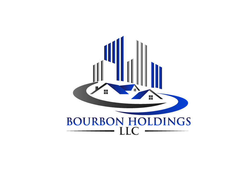Logo Design by Private User - Entry No. 17 in the Logo Design Contest Logo Design for Bourbon Holdings, LLC.