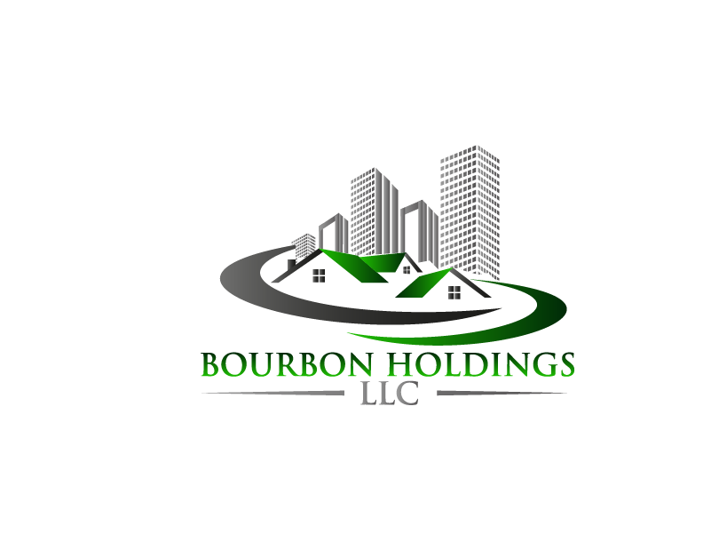 Logo Design by Private User - Entry No. 68 in the Logo Design Contest Logo Design for Bourbon Holdings, LLC.
