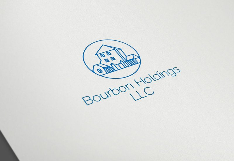 Logo Design by Private User - Entry No. 75 in the Logo Design Contest Logo Design for Bourbon Holdings, LLC.