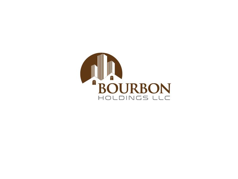 Logo Design by Cristian Matei - Entry No. 86 in the Logo Design Contest Logo Design for Bourbon Holdings, LLC.