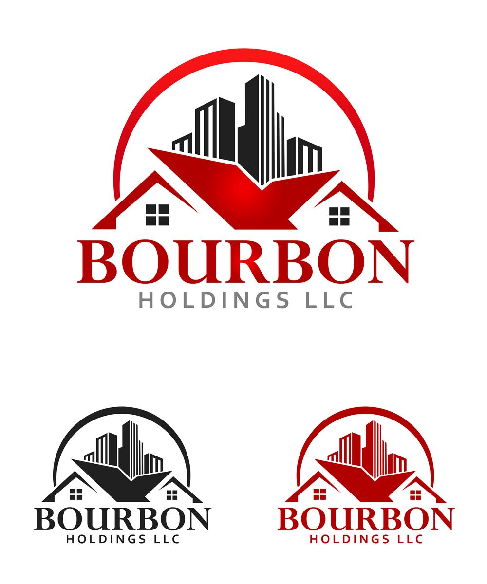 Logo Design by Robert Turla - Entry No. 97 in the Logo Design Contest Logo Design for Bourbon Holdings, LLC.