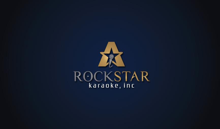 Logo Design by RasYa Muhammad Athaya - Entry No. 66 in the Logo Design Contest Fun Logo Design for Rockstar Karaoke, Inc..